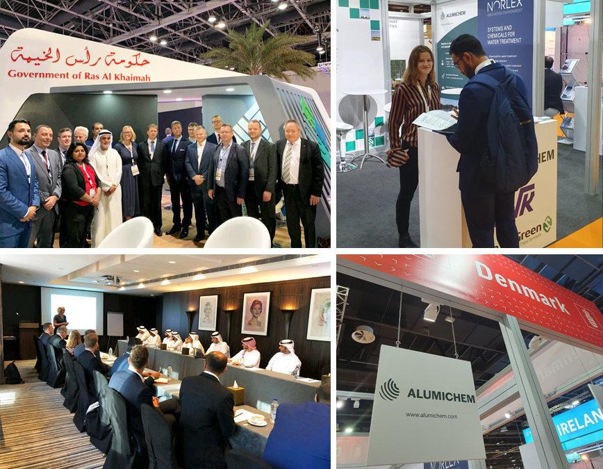 WETEX 2019 – Danske bæredygtige løsninger i Dubai